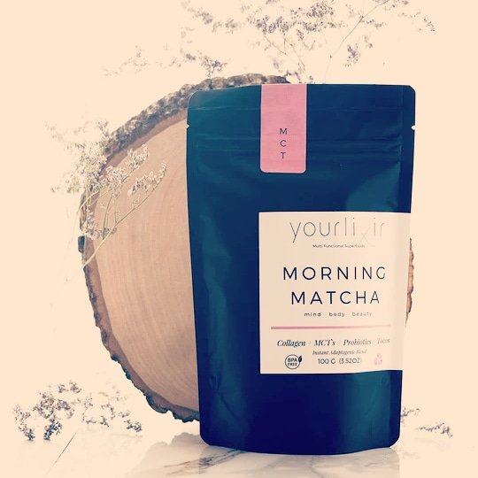 A synergistic functional superfood breakfast blend that promotes a healthy microbiome, stellar skin, and stimulates cognitive function.  #matcha  #matchalover  #tea #teaforlife #healthyfood #cleaneating #sustainability #mondaythoughts #mondaymorning #SmallBusiness