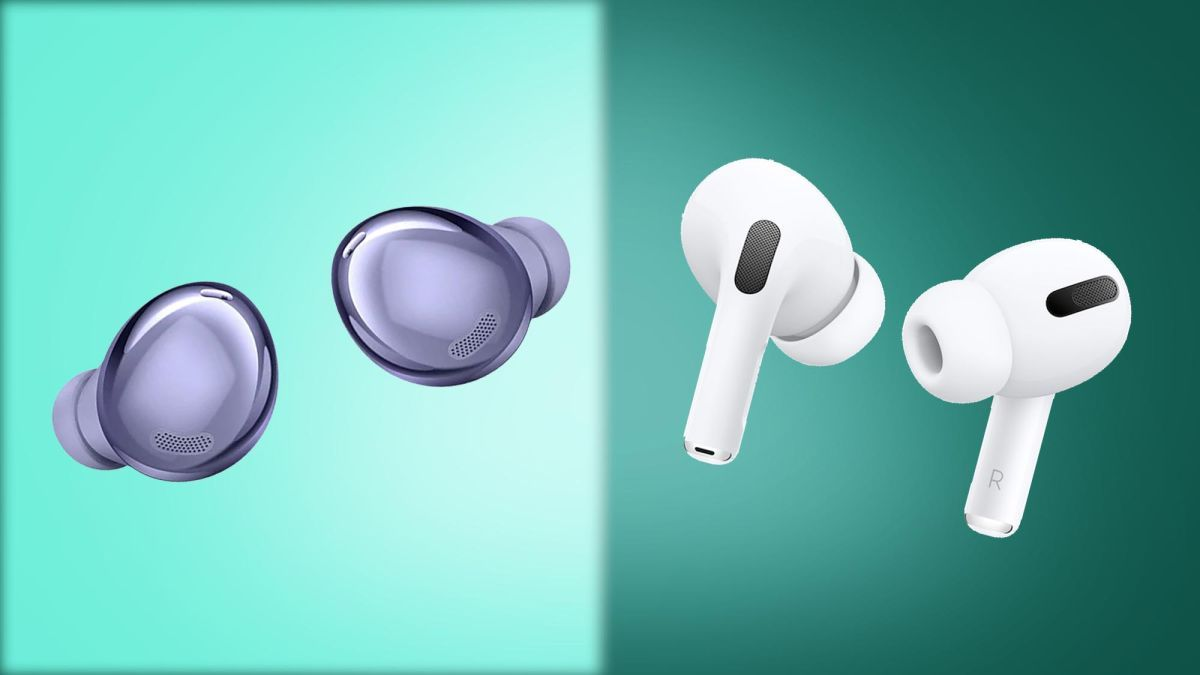 #Samsung Galaxy Buds Pro vs #Apple AirPods Pro: the noise-cancelling #earbuds compared  #GalaxyBudsPro #AirpodsPro #NoiseCancelling #Headset #Wearable #Tech #TechNews #Technology #TechnologyNews #ITRTG #SNRTG