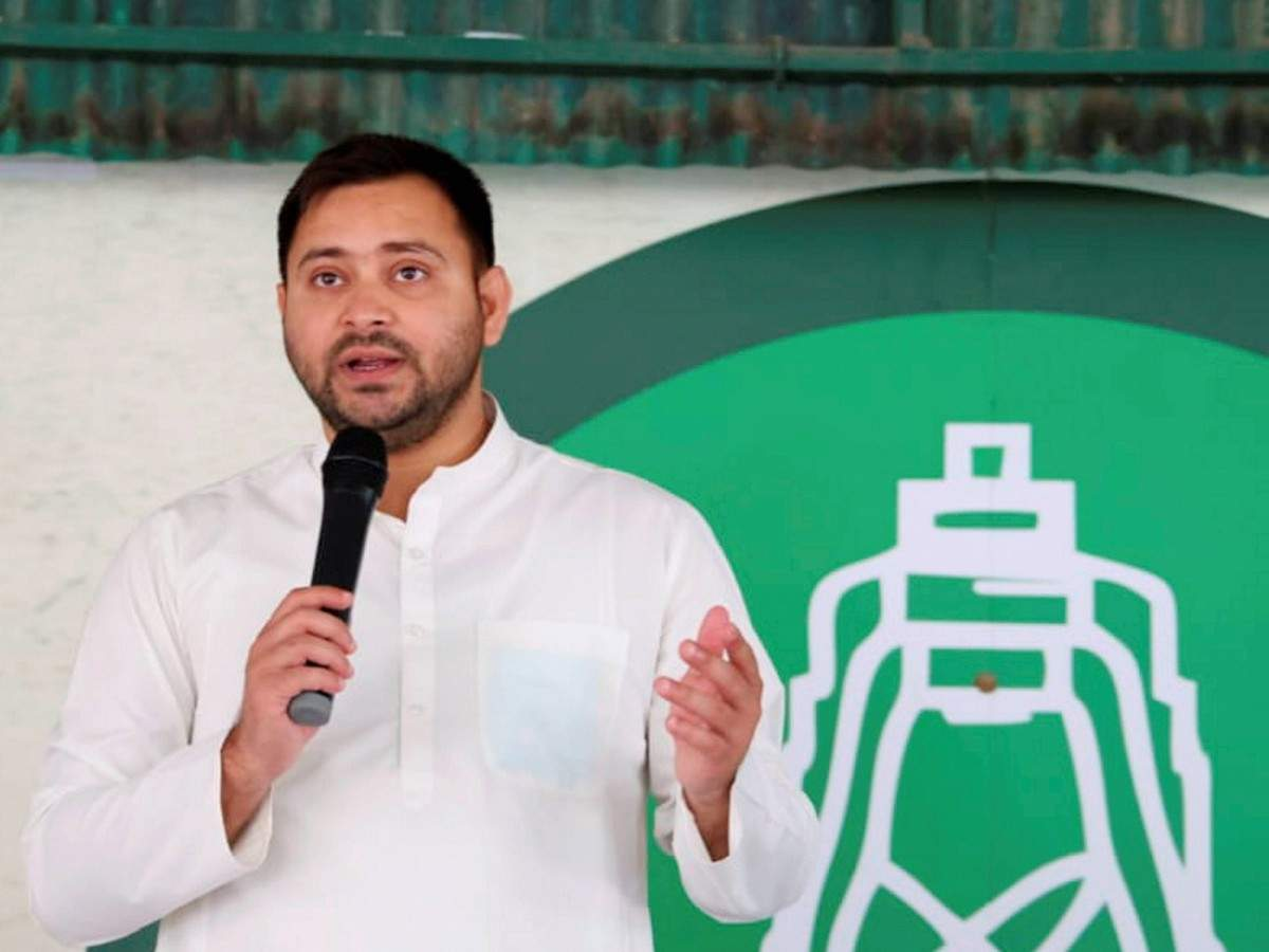 Tejashwi seeks to rankle Nitish, ends up getting ticked off   Read: