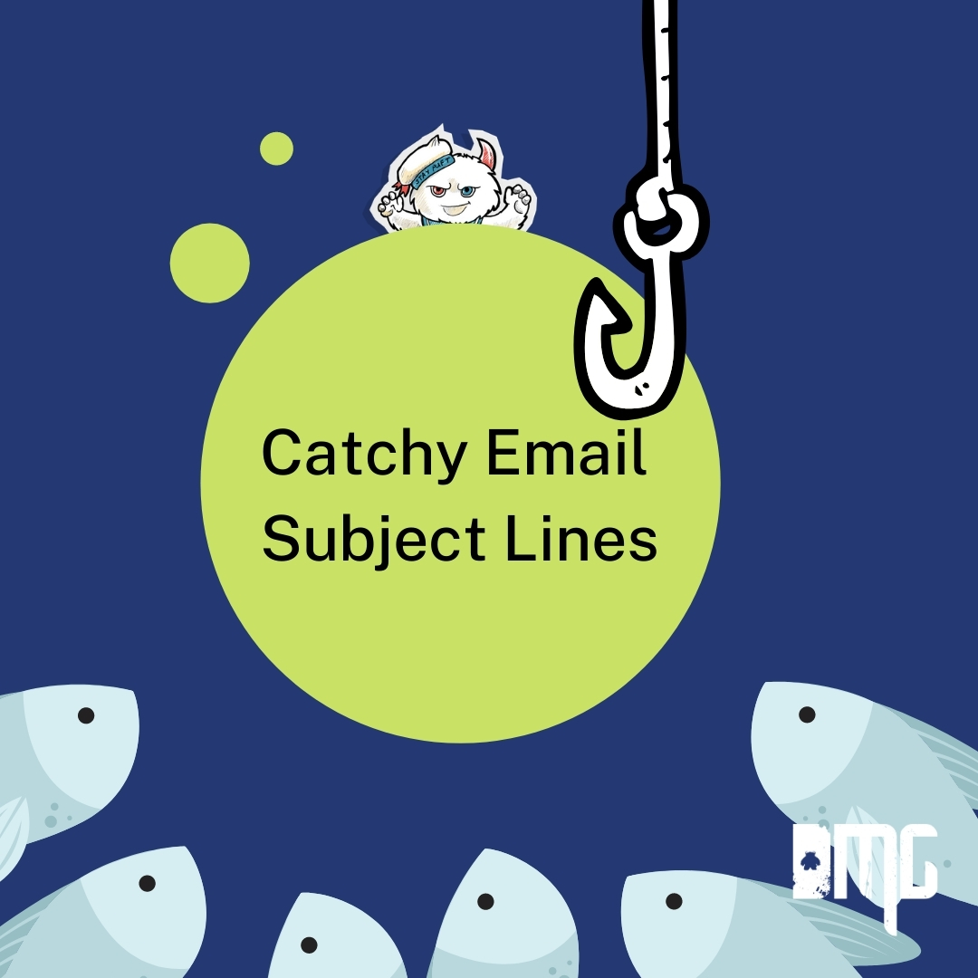 Think of an email subject line that has hooked, lined and sinkered you into signing up for another promotion or purchasing a product, now implement that into your own strategies.     #EmailMarketing #EastDallas