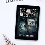 Image for the Tweet beginning: #THE #ART #OF #DECEPTION PETER