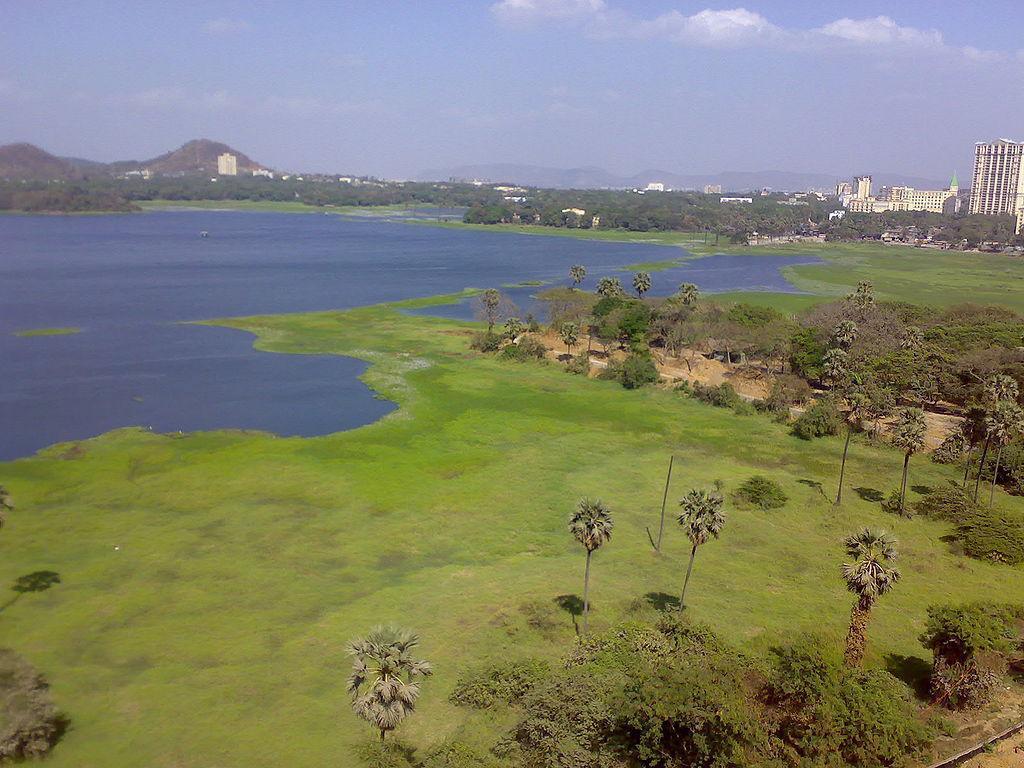 One of Mumbai's favourite hangout spots since 1799.  A bicycle ride around Powai lake during the monsoon is on the bucket list of every Mumbaikar.  @mybmc #NationalTourismDay