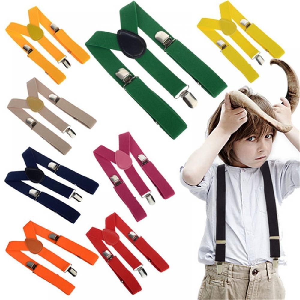 #likeforlike #followforfollow #instadaily #f4f #tagsforlikes #like Casual Colorful Elastic Ribbon Suspenders for Kids