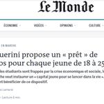 Image for the Tweet beginning: Le #capitaljeune de @StanGuerini ou