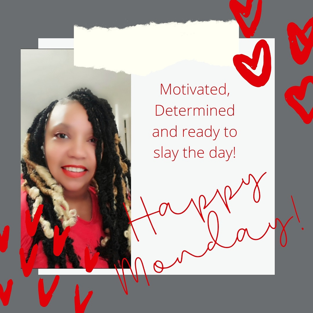 "Happy Monday. Make it a great day. Make a today list, getting done what needs to be done TODAY! We have things to do tomorrow, next week and next month, but all of our ""doing"" takes place today.   #AskAttyMo #entrepreneurattorney #todaylist #mondaymotivation #bossbabeesq"
