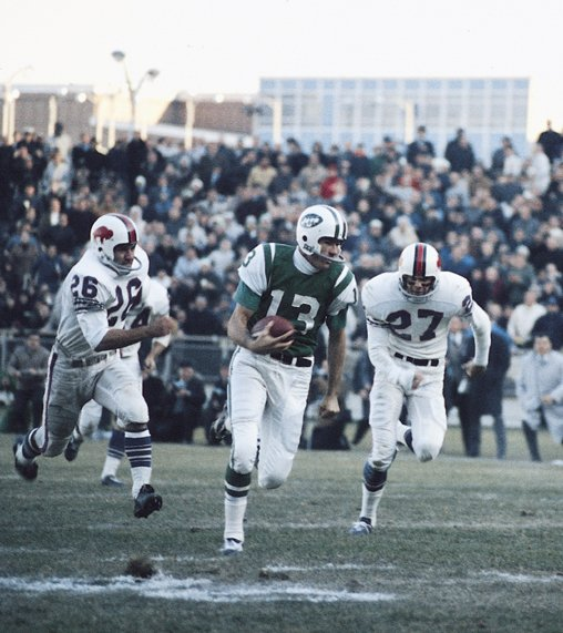 There's 36 players with 11,000 career receiving yards. Only one finished their career before 1980: Don Maynard.  Happy 86th birthday to a receiver ahead of his time 🙌 https://t.co/Ev0BiTgVRY