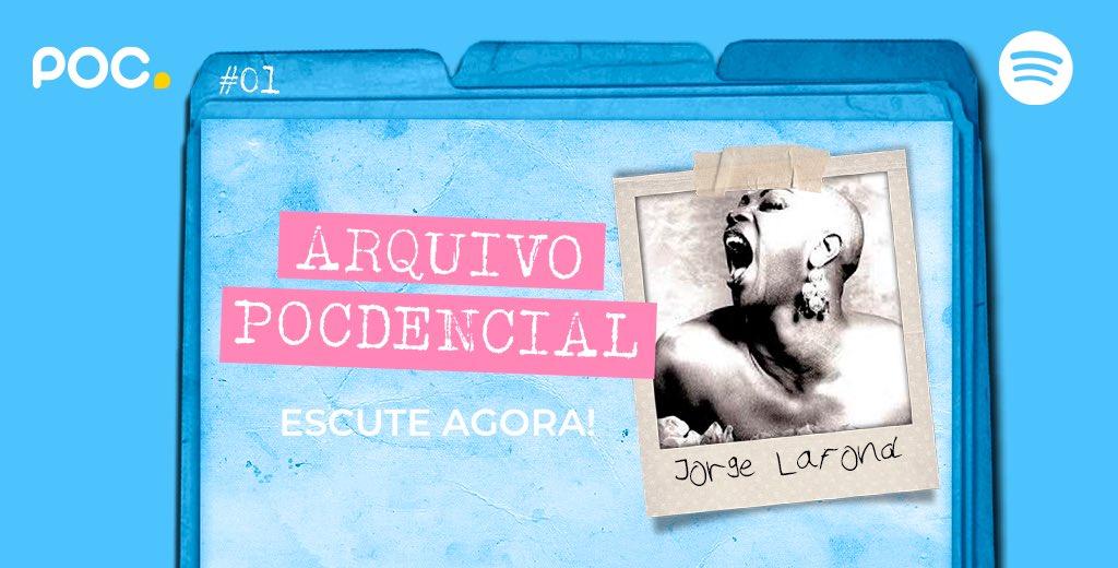 Jorge Lafond, conhecido por muitos como Vera Verão, é um dos grandes ícones da TV e comunidade LGBTQIAP+ brasileira, e foi o nosso escolhido para começar o #ArquivoPOCdencial 📁🏳️🌈🏳️⚧️ TODA SEGUNDA-FEIRA NO FEED DO POC, lá no Spotify. ✨🗣