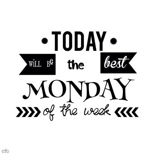 Good morning! #MondayMorning #mondaymotivation