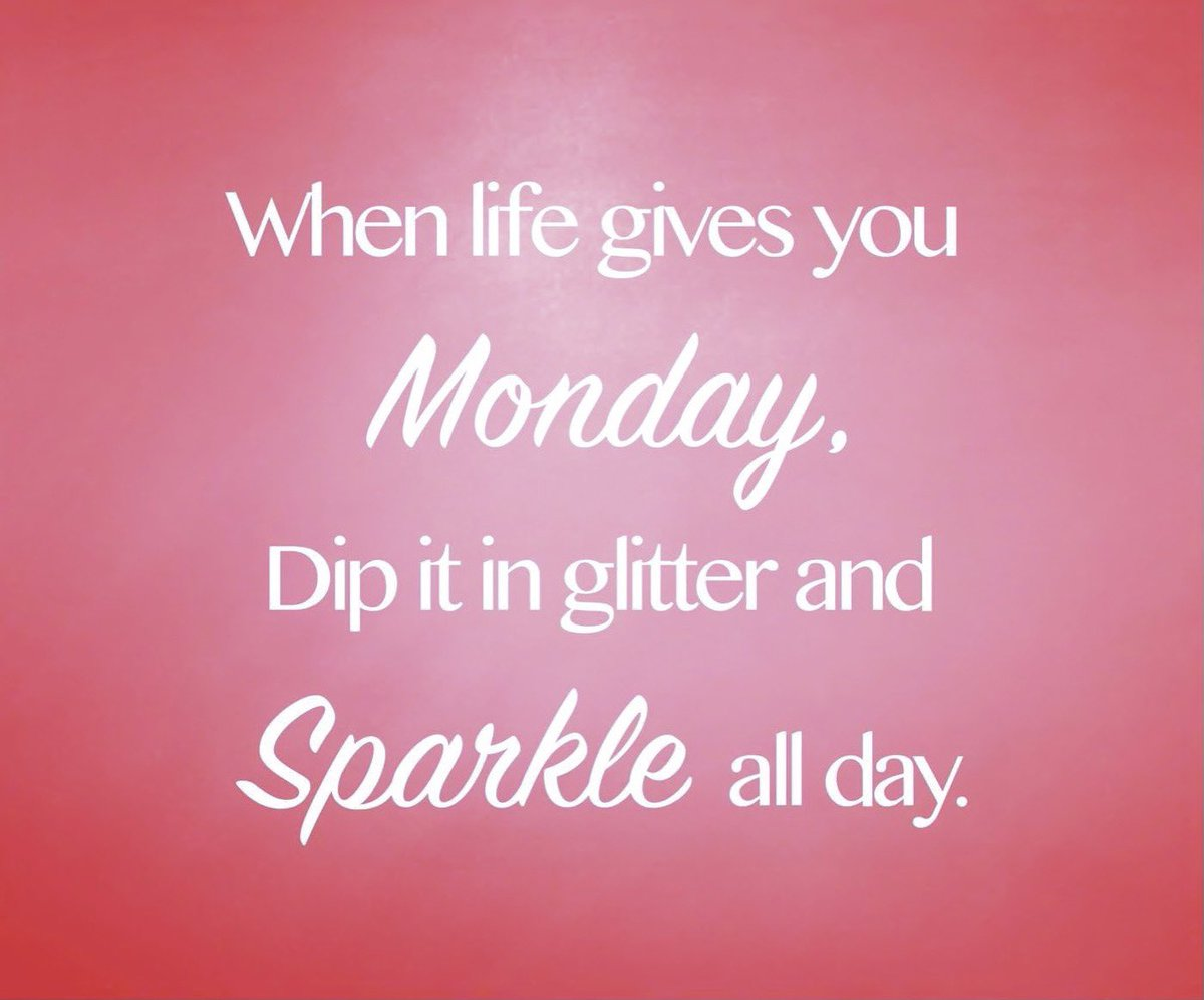 Happy Monday! Let us add some #sparkle to your day!   O2 Lift Facial, reg $135, now $110; make that skin glow! 🧖🏻‍♀️ New hair client special–   Complementary clear gloss or #Vitaplex treatment with your color service, for beautiful, shiny hair! 👩🏼‍🎨💇🏻‍♀️  #monday #mondaymotivation