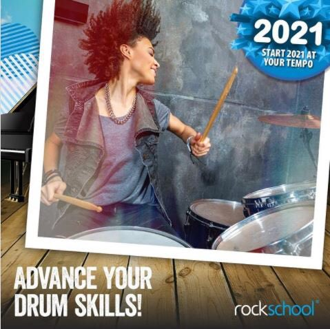 🥁 Calling all drummers! 🥁  Kickstart your week with some Rockschool#MondayMotivationand snare yourself some of the best drum repertoire around! Our collection of graded music books have everything from contemporary hits to classic anthems to keep aspiring drummers entertained