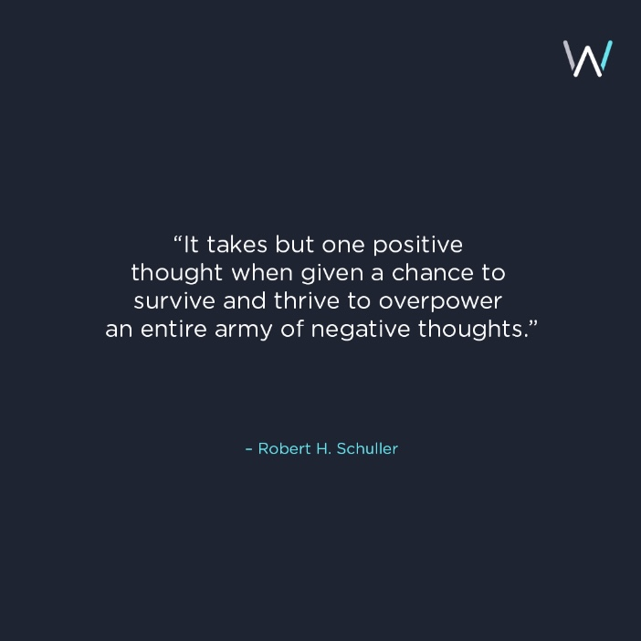 Positivity is the answer for a perfect week!⭐💪  #wateragency #mondaymotivation #pr