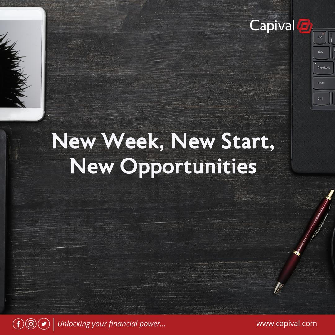 Here's your Monday motivation to keep pushing and keep smashing your goals!   #MondayMotivation #Capival #CapivalFundz #CapivalQuickie #Investments #Quickloans #CapivalInvestment #unlockingyourfinancialpower