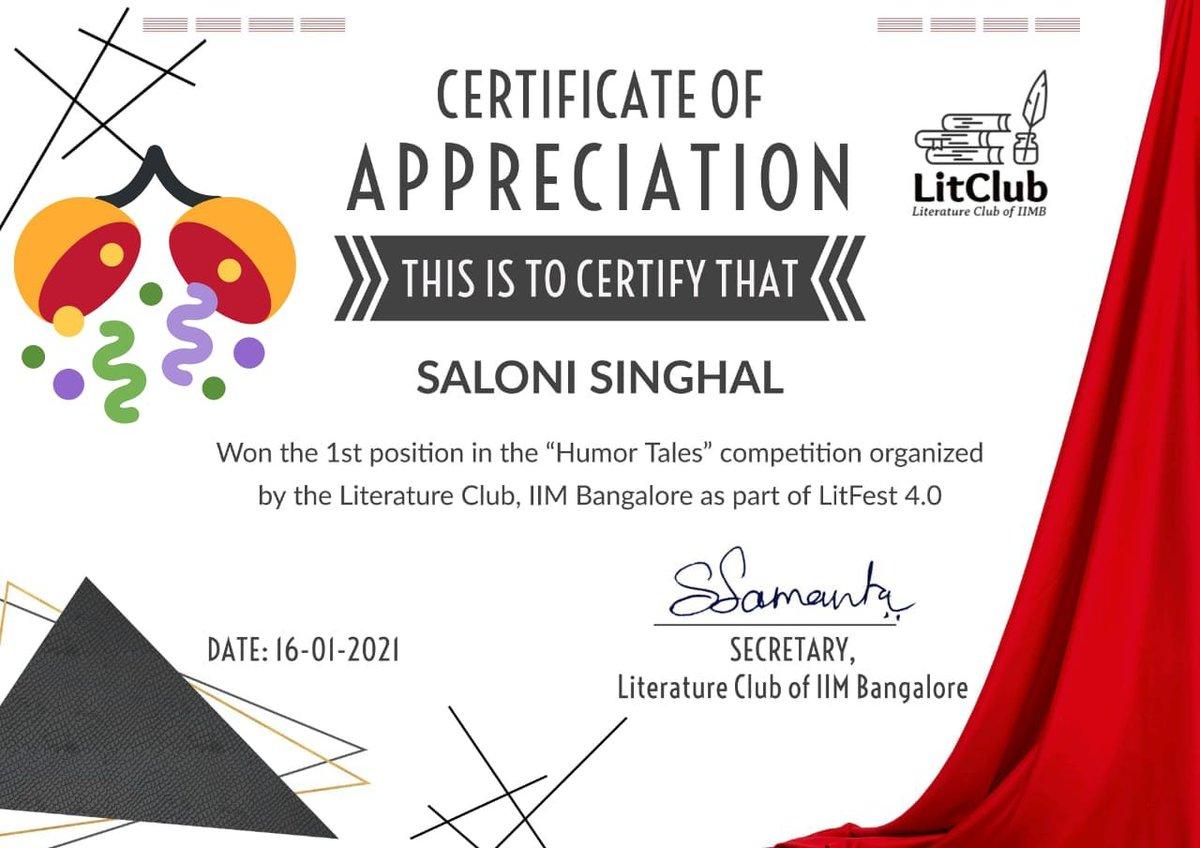 A sheer delight 😊  LitFest 4.0 by the Literature Club, IIM Bangalore. #IIMB #IIMBangalore #ThePlaceToB #LifeAtIIMB #Literature #mondaythoughts #MondayMotivation