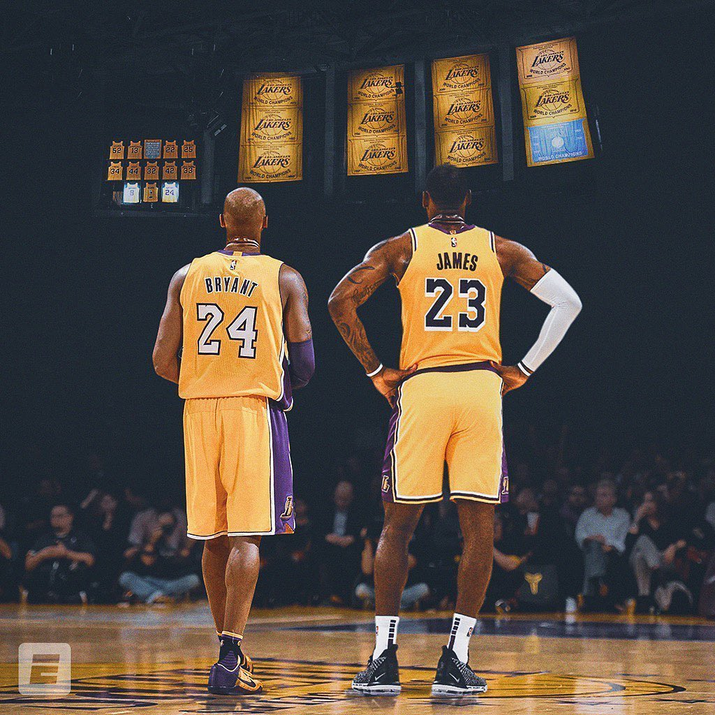 @SportsCenter's photo on Kobe