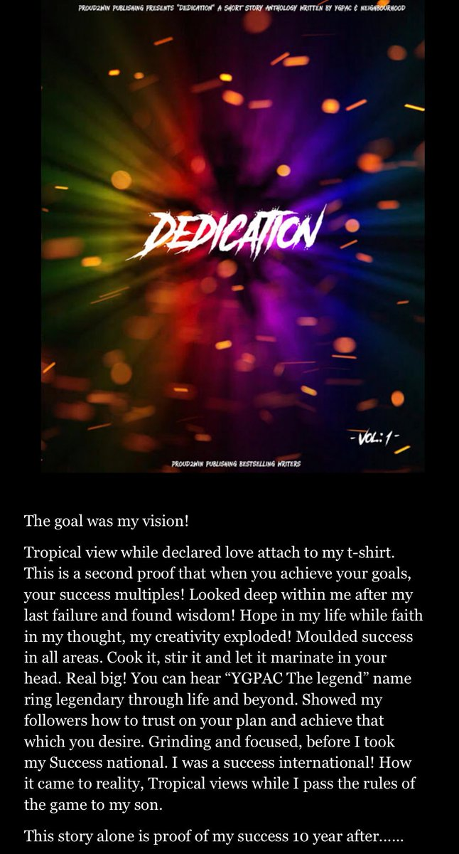 Your 🆕 great read! 📕  DEDICATION 🕯✍🏻  VIEW MORE #FREE here:   #MondayMotivation #MondayMorning #mondaythoughts #mondayinspiration #MondayVibes #IndieBooksBeSeen #Entrepreneur #amreading #WritingCommunity #successstory #COVID20 #UKlockdown #StayAtHome