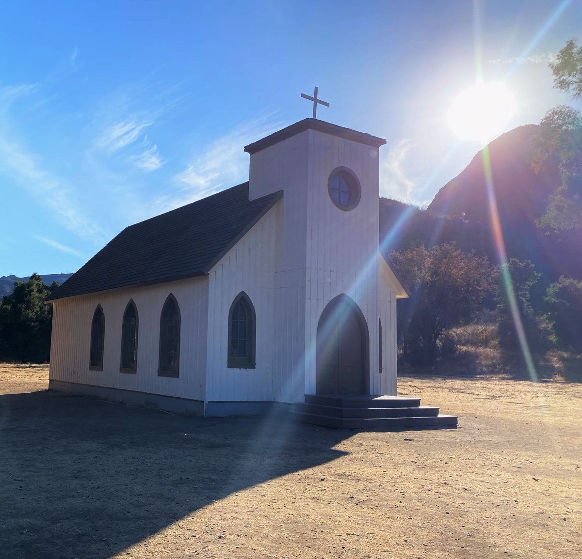 HOPE - The Sun Will Shine Again ! @MalibuPatch @TheMalibuTimes #sunshine #churches #Country