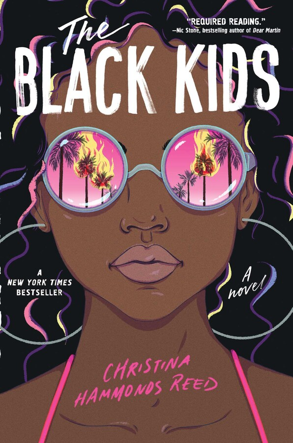 #TheBlackKids by Christina Hammonds Reed is a Morris Award finalist! Congratulations #ChristinaHammondsReed! #alayma #alamw21