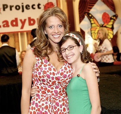 Feeling very old because Dina Manzo's daughter Lexi is 25 today... #RHONJ