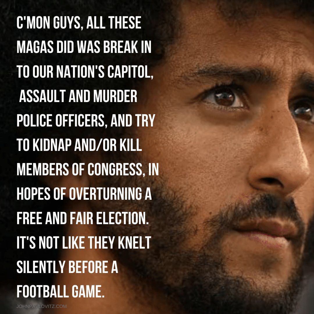 'Colin Kaepernick Was Right About Us'