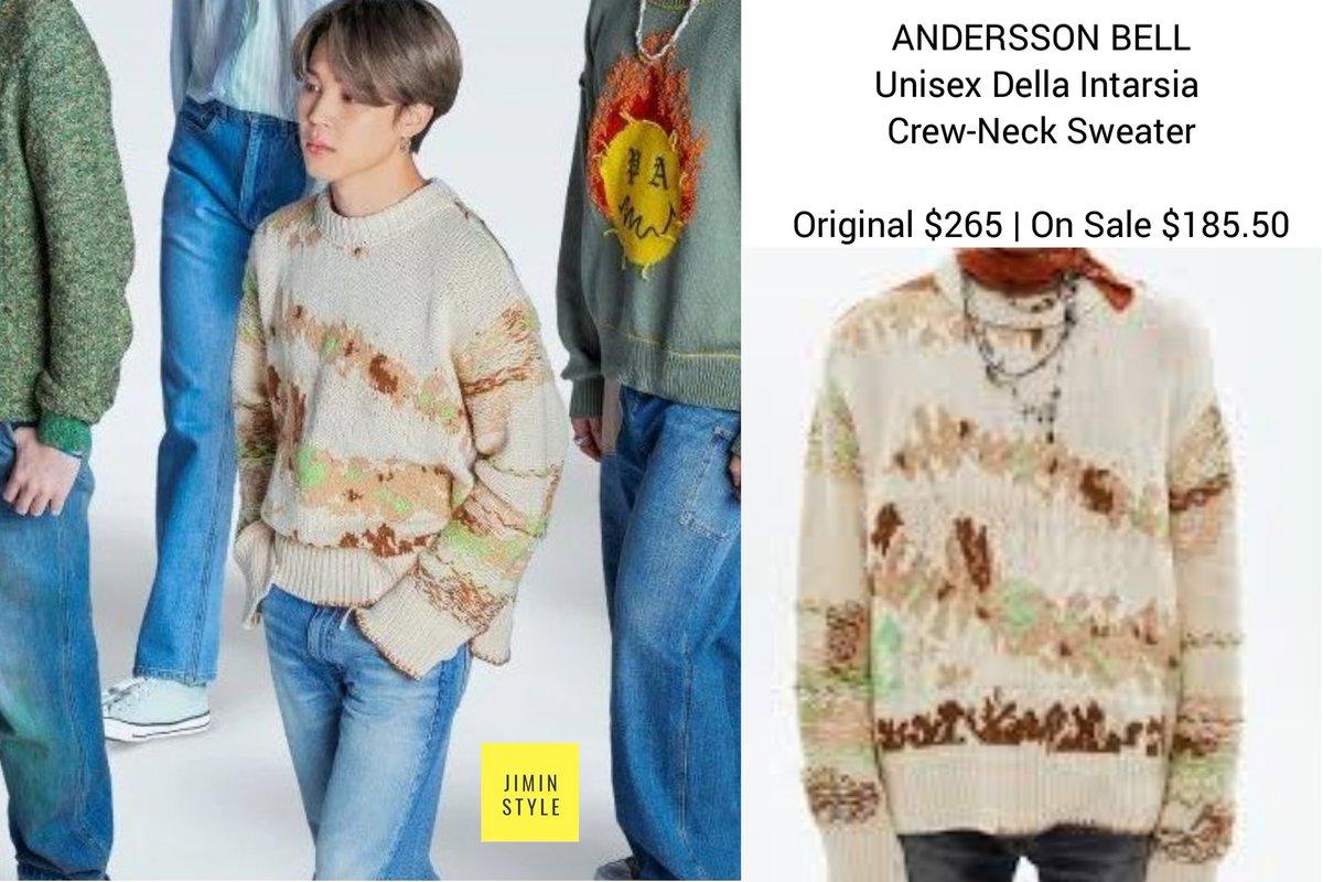 Jimin for @tokopedia wearing Korean brand Andersson Bell  #JIMIN #방탄소년단지민 #방탄소년단 #지민