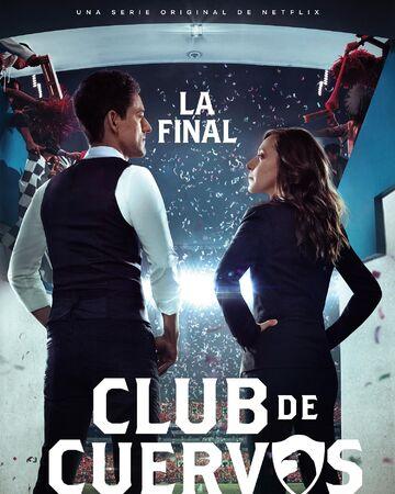 Hoy hace dos años se estrenó una de las mejores series en español que  han hecho, no sólo fue perfecta si no que debido al éxito se abrió el camino a crear series de manera internacional. Así es gracias a #ClubDeCuervos existe Diablero, the rain, dark y todas las series  #Netflix