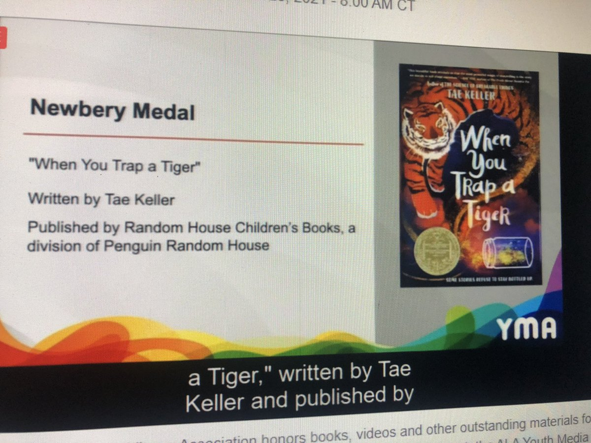 Blowing up MyLibrary and Libby apps to read the winners!  @thegppl  #ALAYMA