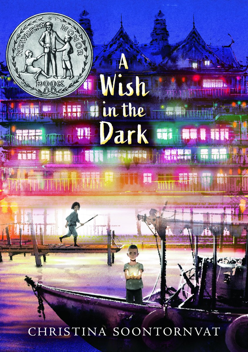 Congratulations @soontornvat who received TWO Newbery Honor Book awards for A Wish in the Dark and All Thirteen. #ALAYMA #ALAMW21