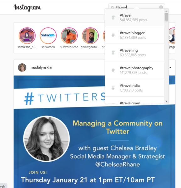 How To Run A Branded @instagram #Hashtag Campaign With #Influencers::  | via @B2Community   1⃣Research Competitor #Hashtags  2⃣Use The #Instagram Search Tool 3⃣Search Related Hashtags  #SocialMedia #Influencer #PersonalBranding