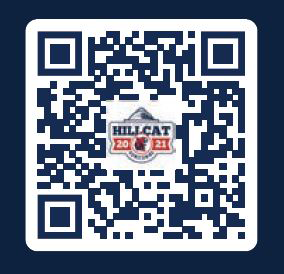 It's finally here - It's RSU Homecoming Week! Use the QR code to view the list of community and student events this week.    #RSUHoco #Homecoming #HillcatNation