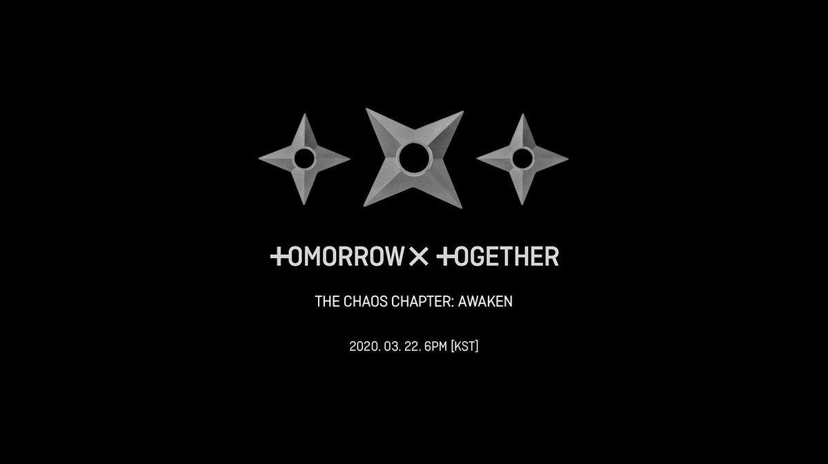 The Chaos Chapter : Awaken ()   #투모로우바이투게더 #TOMORROW_X_TOGETHER #TXT #TheChaosChapter #Awaken