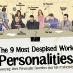 Image for the Tweet beginning: The 9 Most Despised Work