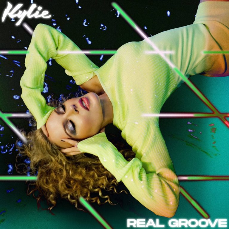 """Bops! @kylieminogue drops """"Real Groove"""" remix EP:"""