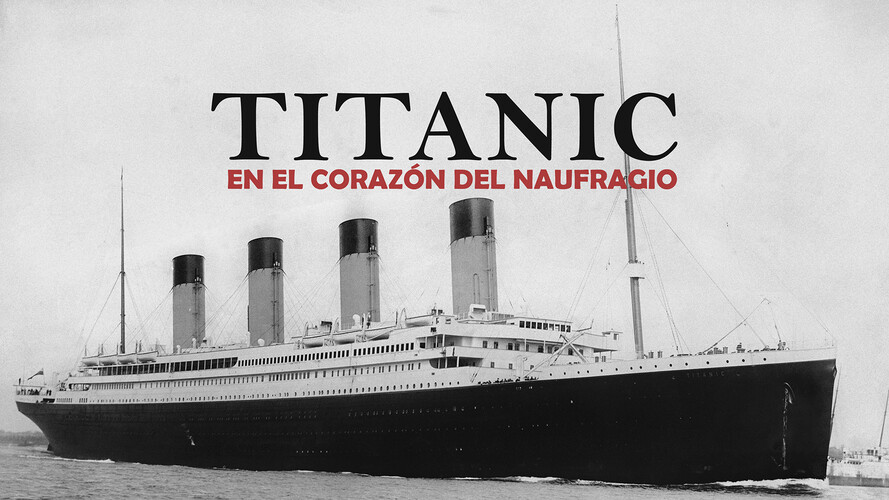 Prepárate para conocer todos los secretos del Titanic 🚢  Desde su descubrimiento en 1985 hasta las exploraciones lideradas por James Cameron con el objetivo de preservar los últimos restos del Titanic.  'Titanic: en el corazón del naufragio', jueves a las 22.00h en @MovistarPlus