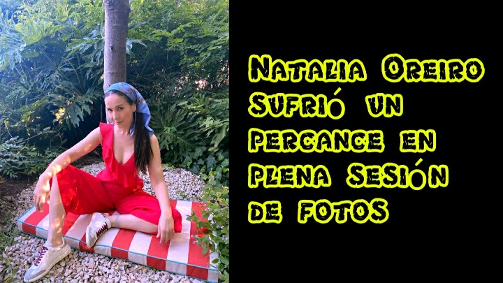 Drama: Natalia Oreiro posaba para instagram y un ave le cagó la mano...😱  Mira el Momento👉 https://t.co/slrA9DKM4D  #Drama #NataliaOreiro #instagram #ave #actriz #Uruguay #FelizDomingo #Armin https://t.co/HbwQCk2iXh