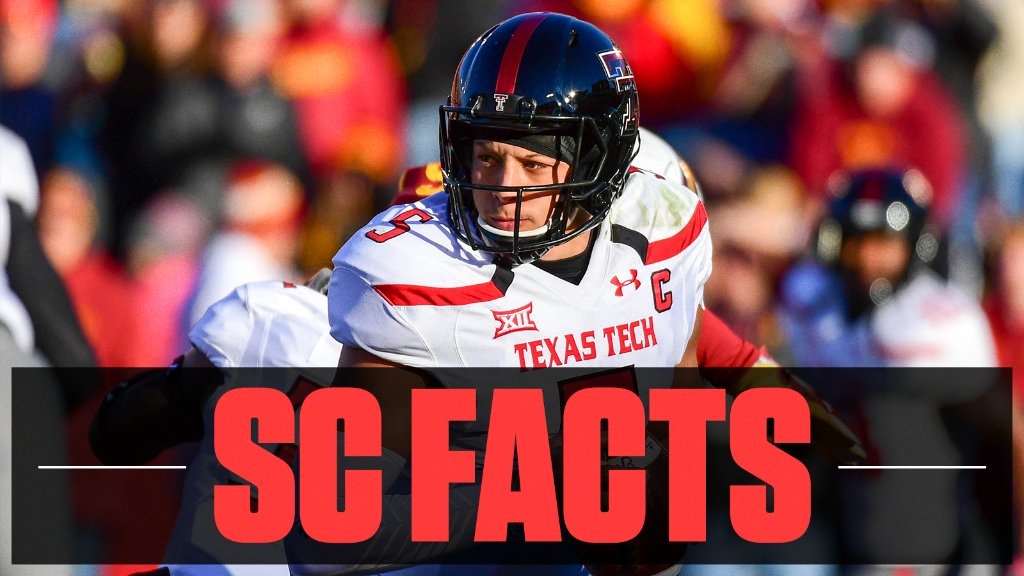The last time Patrick Mahomes lost by more than one score was November 19, 2016 when Texas Tech lost 66-10 at Iowa State.