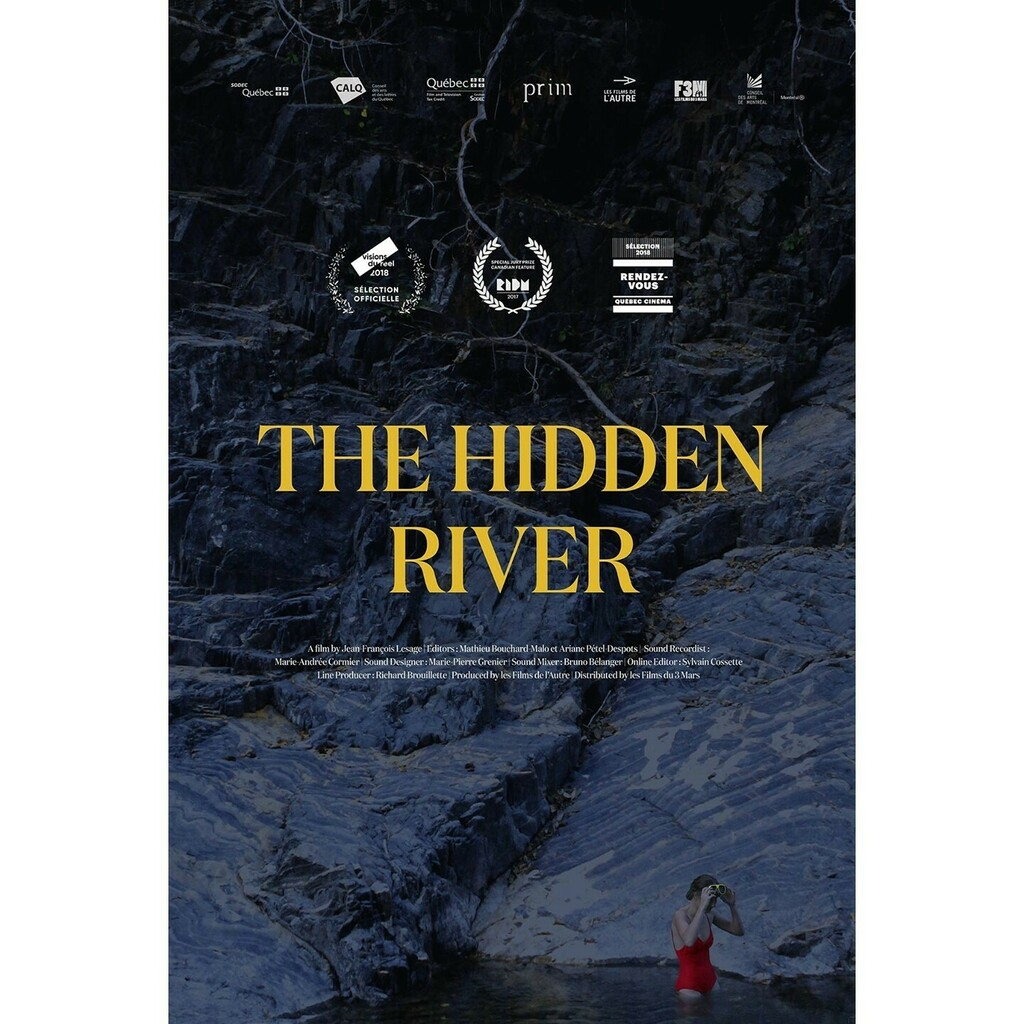 The Hidden River. Nature and the mysteries of life. Watch it now on Guidedoc. Link in the bio. #documentaries #docs #documentary #documentaryfilm #river #nature #existencialism #mystery #quebec