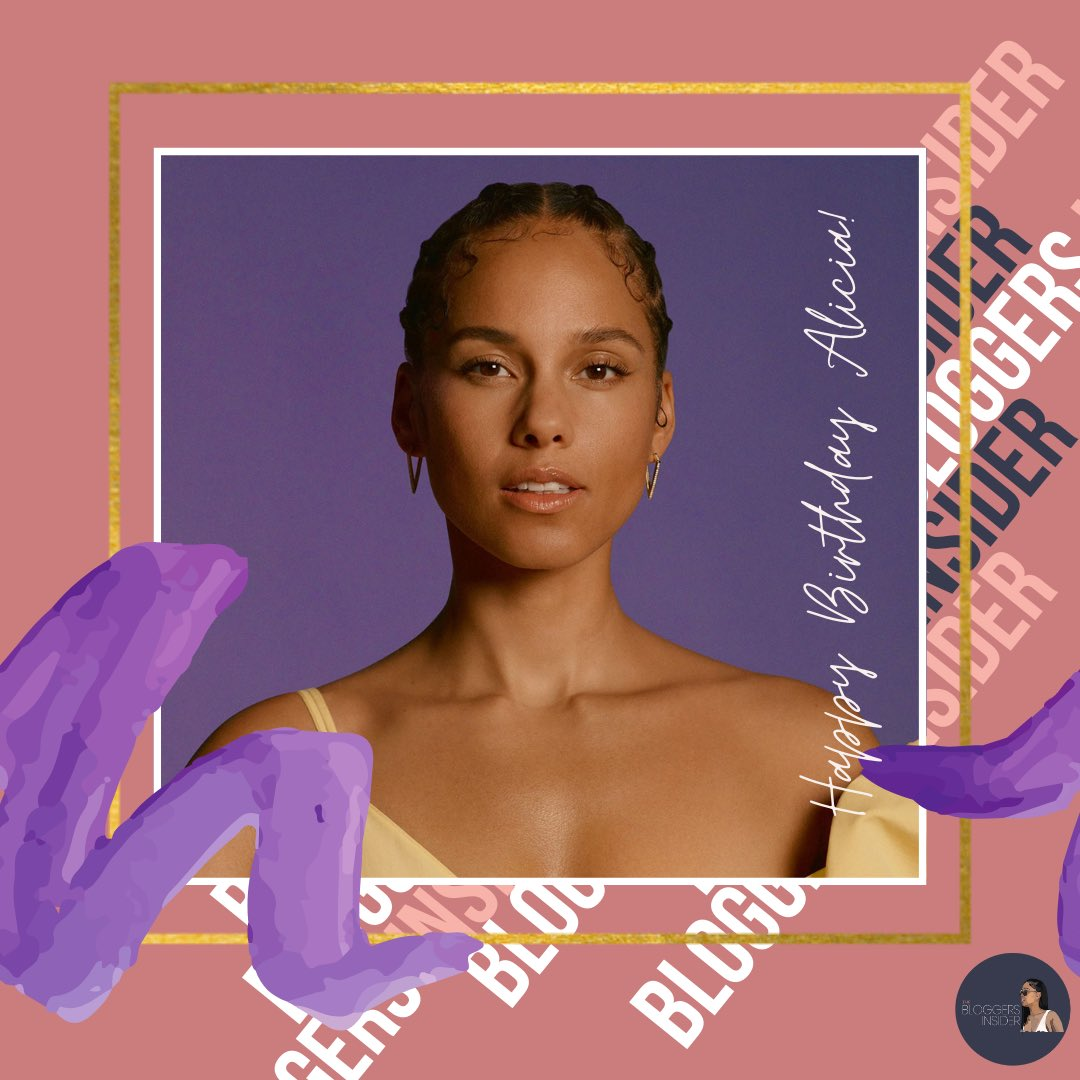 #Insiders, today we wish an incomparable mother, entrepreneur, philanthropist, mogul, and talented musician, #AliciaKeys, a #Happy40thBirthday. 📷 @milanzrnic #BloggersInsider #Blogger #SwizzBeatz #TruthWithoutLove #Alicia #TheDiaryOfAliciaKeyz #HERE #AsIAm #TheElementOfFreedom