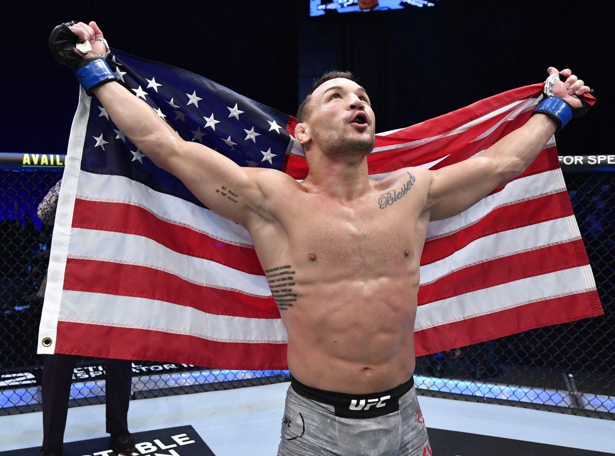Best debut since ________. #UFC257