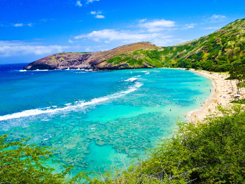 Famous for its beauty, beaches, incredible weather, and welcoming 'Tropical Spirit' - Oahu is one of the most remote locations on the planet.   #Oahu #Hawaii #Beautiful #Beach #Nature #AmazingDestinations #SeniorDiscoveryTours #HawaiiIslands