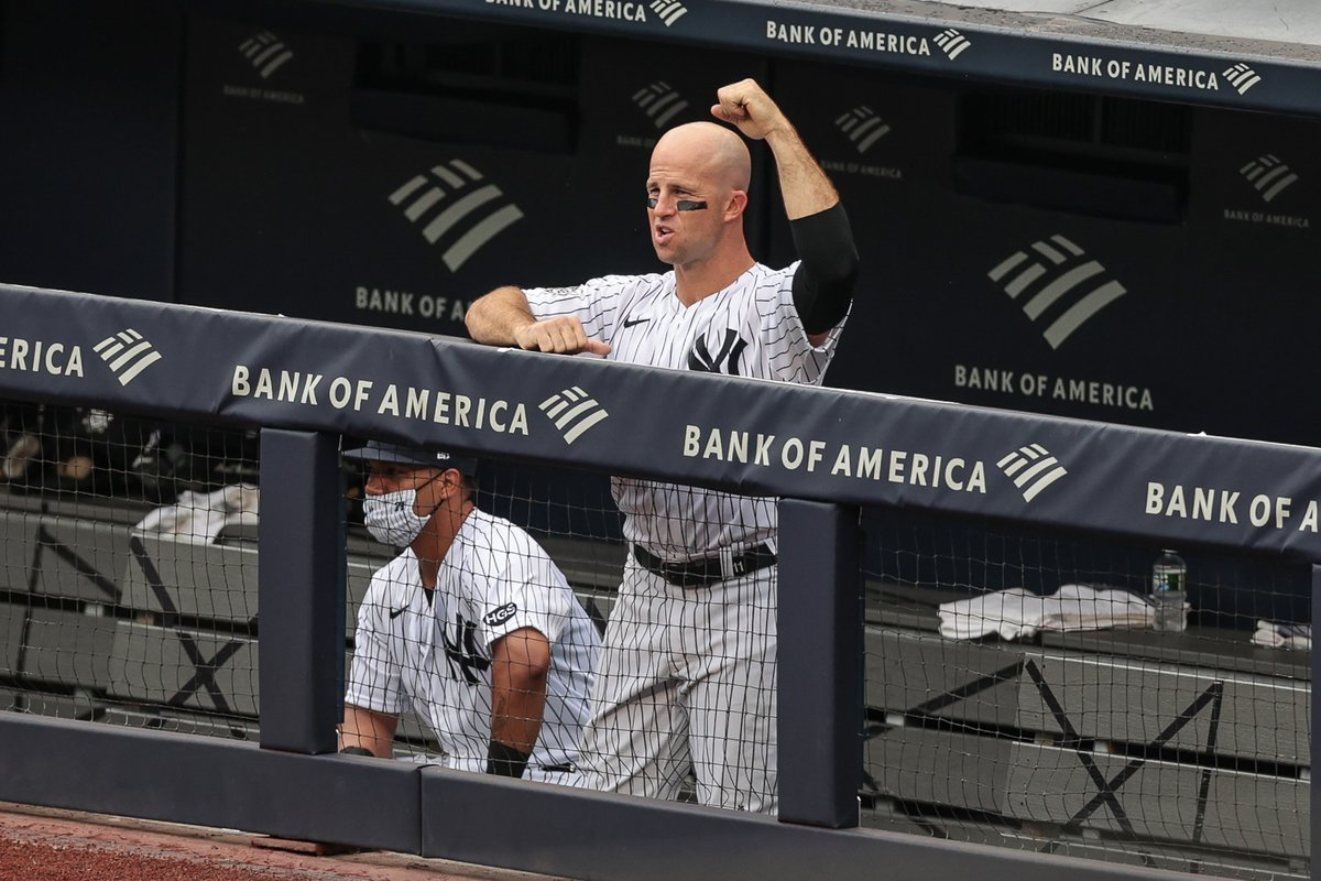Yankees Have Resumed Discussions With Brett Gardner