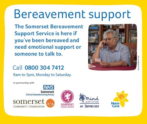 If you need help & support during these uncertain times, please don't be afraid to reach out🌼   #Bereavement #BereavementSupport #Somerset #SomersetSupport