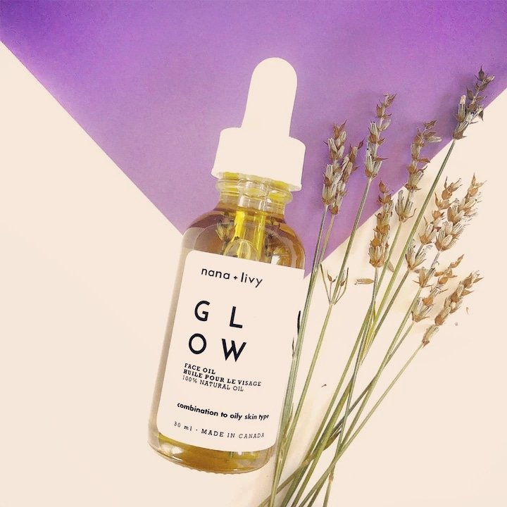 Our all-natural Glow Face Oil is especially handcrafted for combination to oily skin type.  #skin #selfcare #faceoils #facialcare #face #beauty #beautiful #skincareroutine #skincaretips #personalcare #bodycare #mondayvibes #mondaymorning #smallbusiness #MotivationMonday