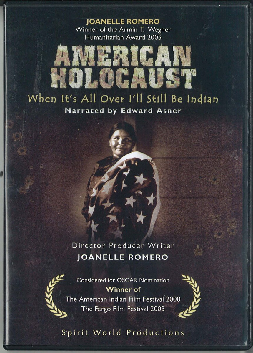 """""""AMERICAN HOLOCAUST: When Its All Over I'll Still Be Indian""""    #INDIGENOUS #TAIRP"""