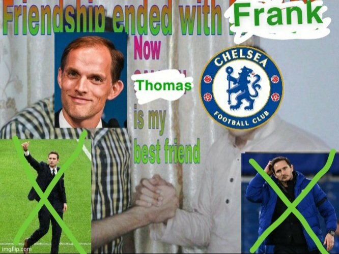 Chelsea have sacked Frank Lampard. #Chelsea #FrankLampard #ThomasTuchel #PremierLeague #ChampionsLeague