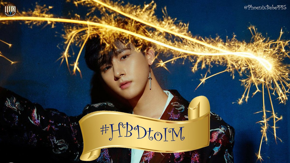 HBD to IM!  We wish you always to have cheerful mood, good health, strength to resist difficulties and patience, big success in all your dealings! Thank you for being in this world and for giving us a bright light! 🎉🥳🎊🎂💓 #HBDtoIM #올겨울_IM으로_충분해 @OfficialMonstaX