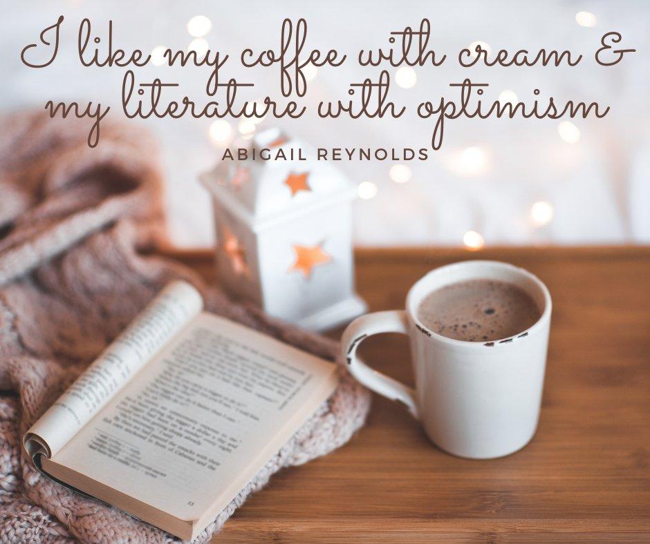 #Coffee #Optimism #MondayMorning