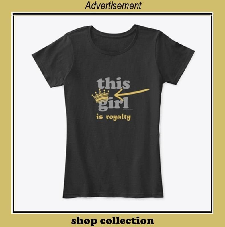 this girl is royalty ➡️➡️ shop collection  #thisgirlcollection #theLexperience #thisgirlisroyalty #shopnow #supportdiversewomen #EmpoweringWomen #strongwomen #liftherup #PositiveVibesOnly #MondayMotivation