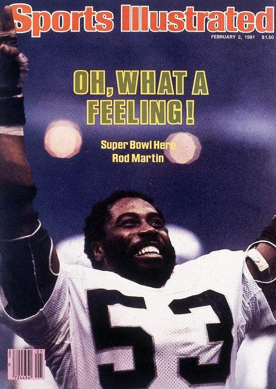 Jan 25, 1981: the Oakland Raiders defeated Philadelphia 27-10 to win Super Bowl XV. #80s Jim Plunkett was named games MVP.