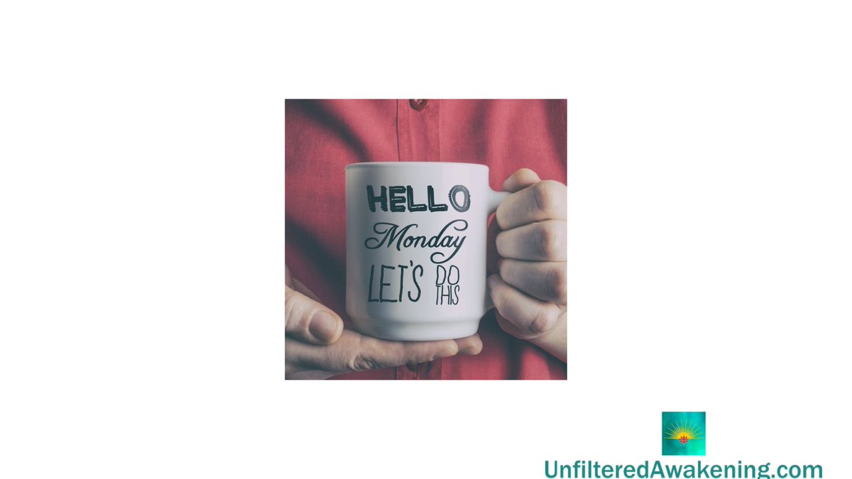 Your Monday morning thoughts set the tone for your whole week. See yourself getting stronger, and living a fulfilling, healthy and happy life. - Germany Kent #mondaythoughts #MondayMotivation #goodmorning ❤️☕️🌞