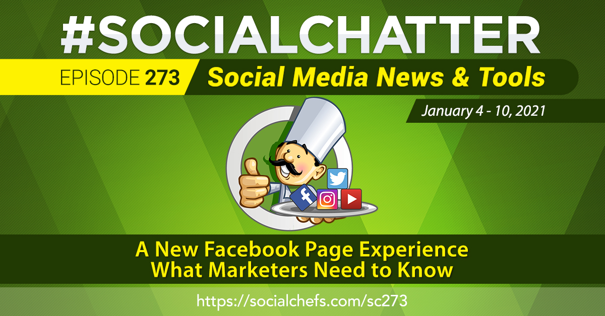 Overheard on Ep 273 of the #socialmedia marketing talk show, #SocialChatter w/ @ckroks, @fuhsionmktg, @visibilitysells  → #Facebook redesigns Pages, changes likes to followers, adds task-based admin controls, more.   #SMM https://t.co/wE4Ih8f5I0 https://t.co/egzEHI1Ka1